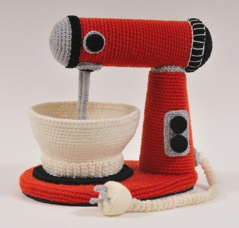 Feast Your Eyes on This Glorious Crocheted Food – Für Kinderküche,- kaufladen