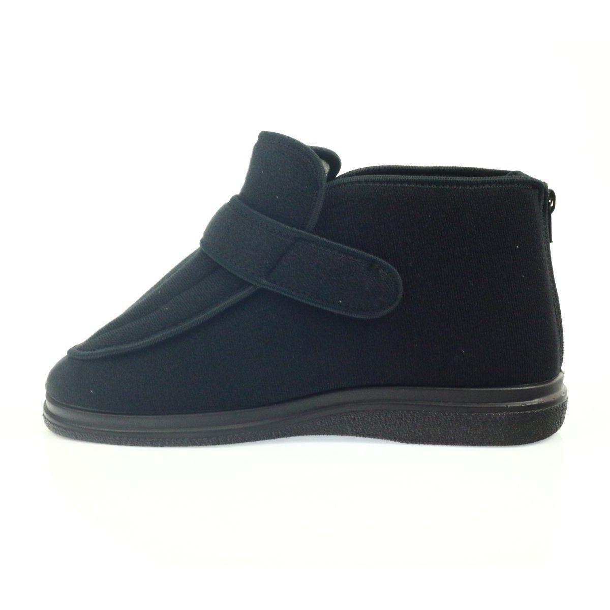 Befado Shoes Dr Orto 987d002 Black Women Shoes Shoes Womens Slippers