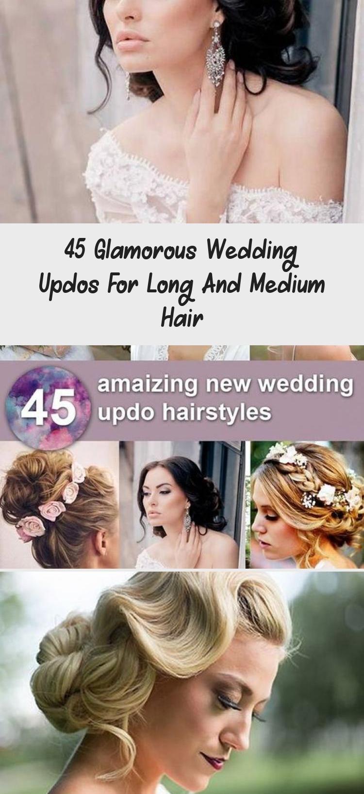 Photo of 45 glamouröse Hochsteckfrisuren für langes und mittleres Haar – Beste Frisuren