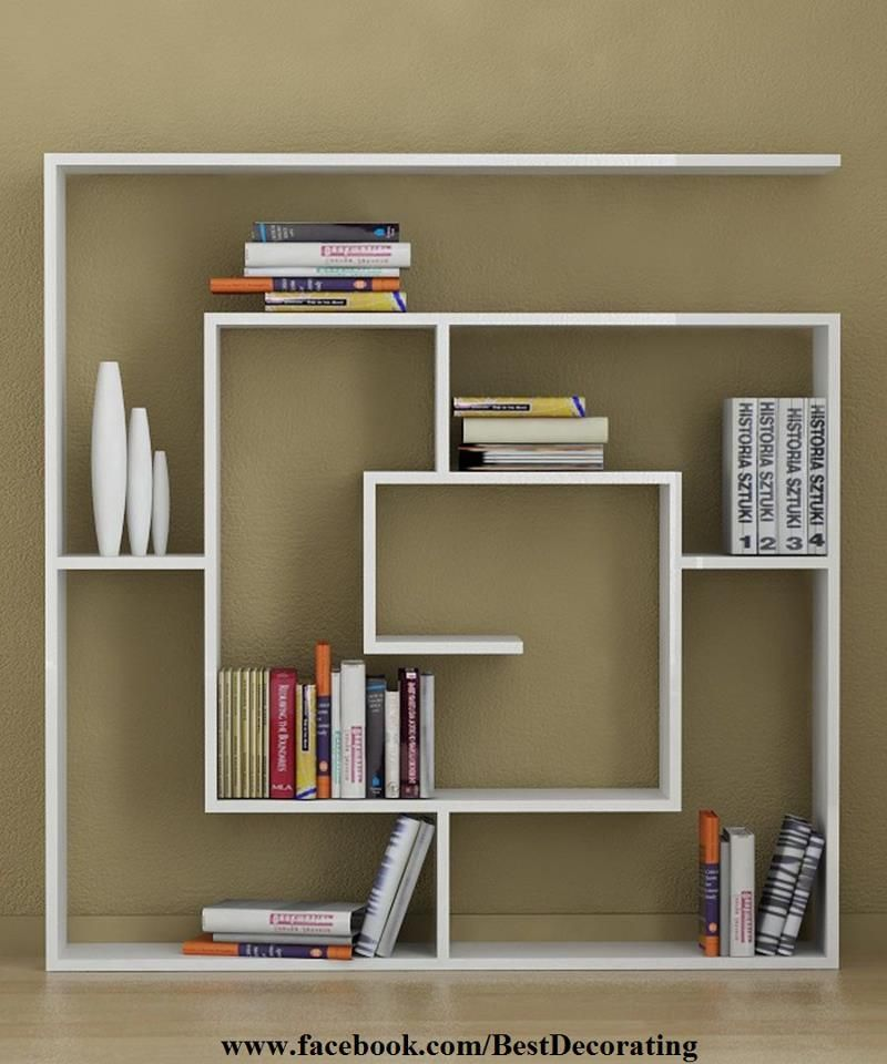 Furniture u0026 Furnishing Amazing White Book Shelf