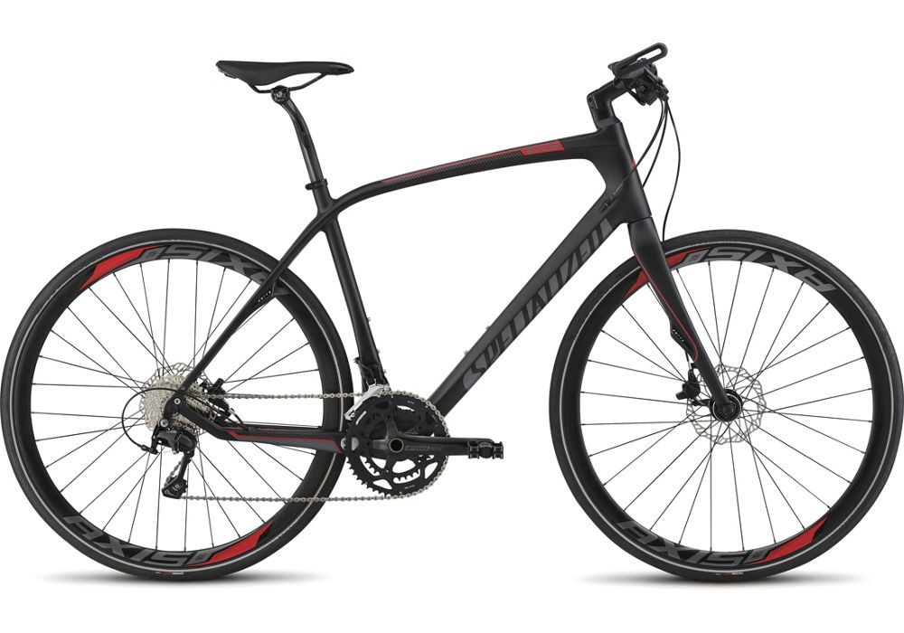 Specialized Sirrus Expert Carbon Disc Bicycle Bike Road Bike