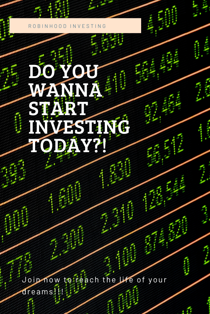 Download the robinhood app to start investing the life of