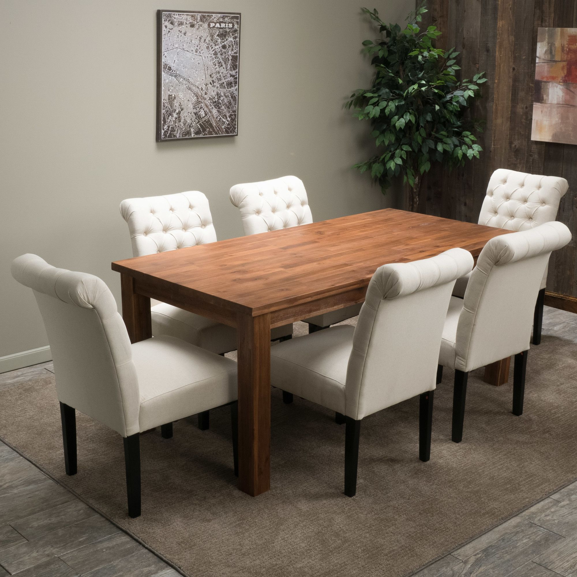 Montero 7 Piece Dining Set Montero 7