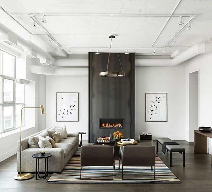Adorable Living Room Modern and Minimalist