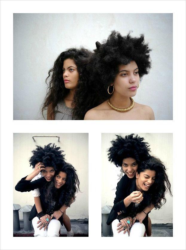 Cuban lesbian twins