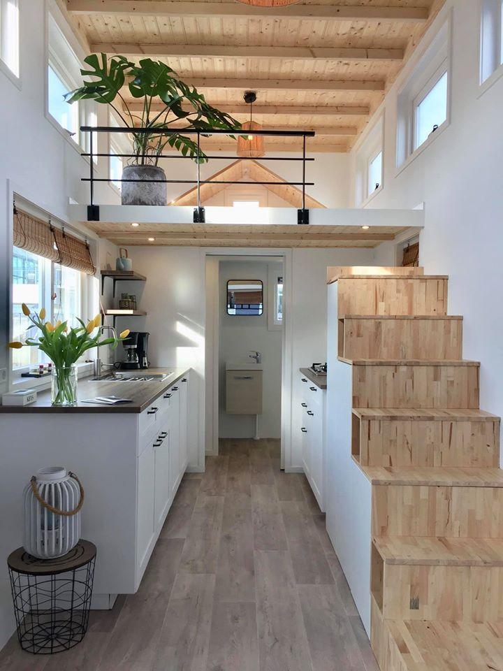 Tiny excursie bij Your Tiny House