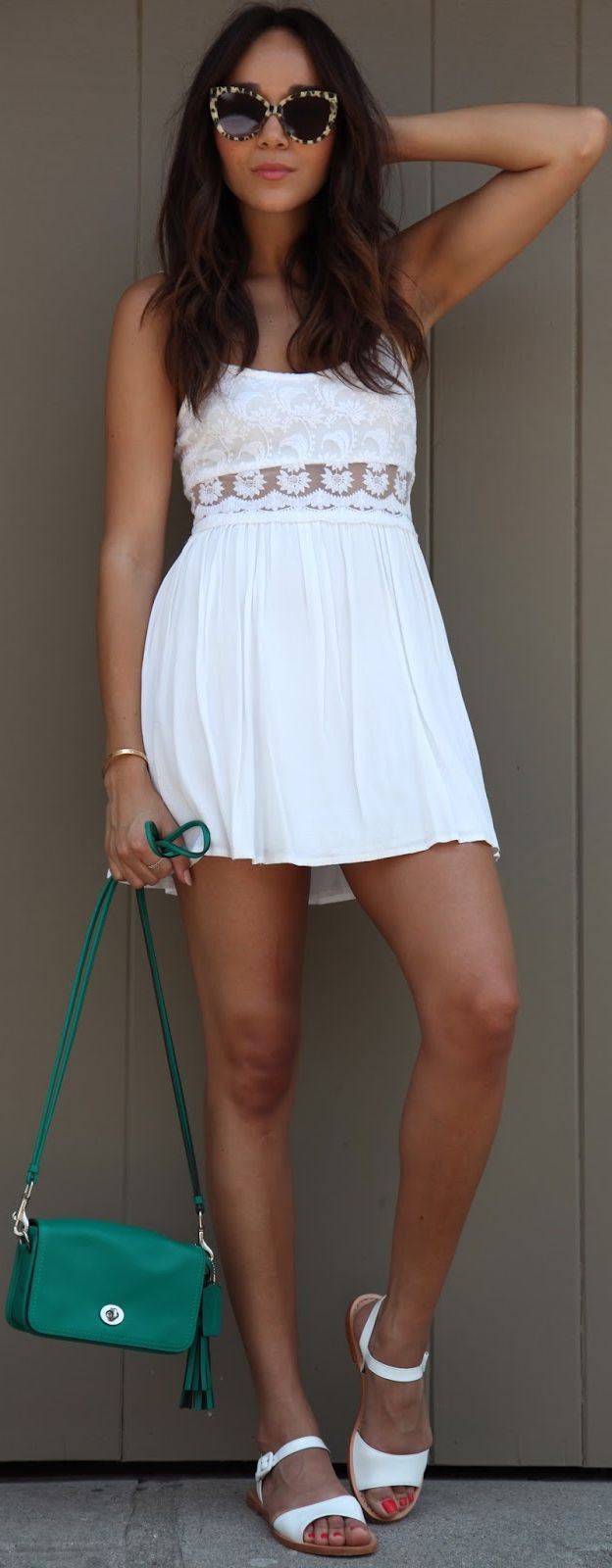 Little White Dress  by Ring My Bell