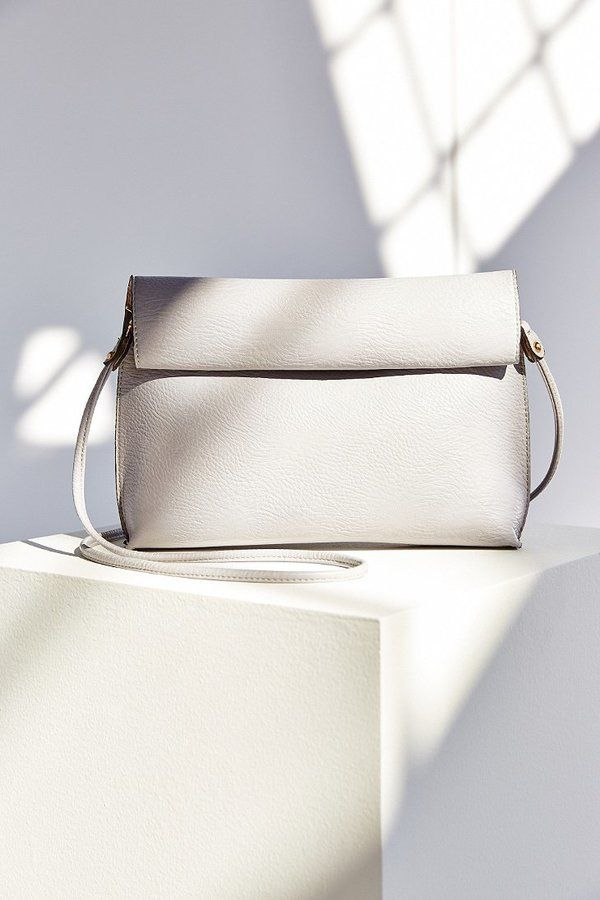 Love the color of this Silence + Noise Roll Clutch Crossbody Bag ... 89fcc84819062