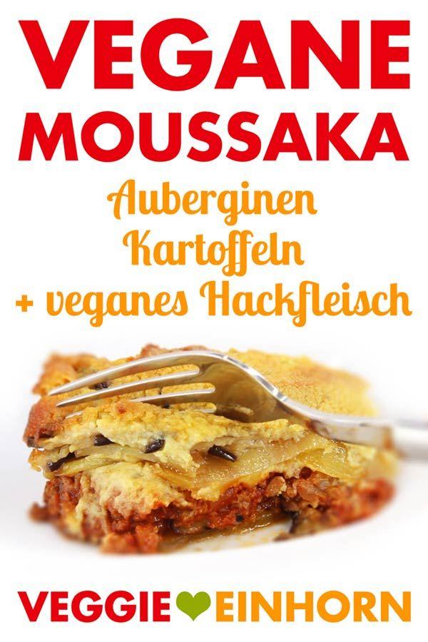 Vegane Moussaka