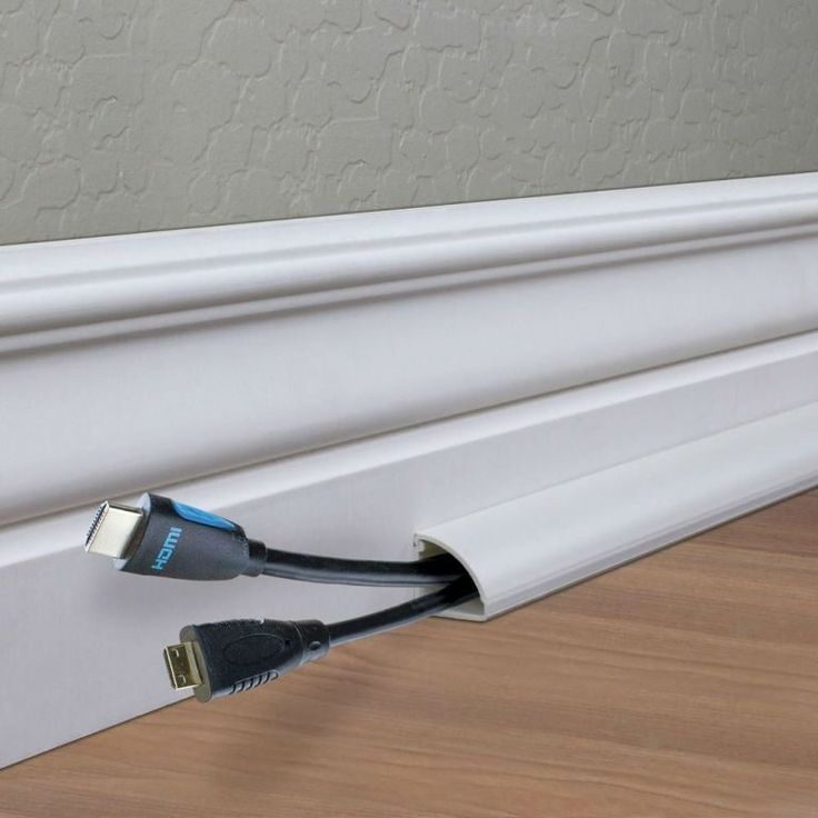 Photo of 8 Genius Ways to Hide Every Wire in Your Home