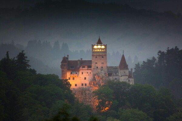 Castillo de Dracula – Transilvania – Rumania