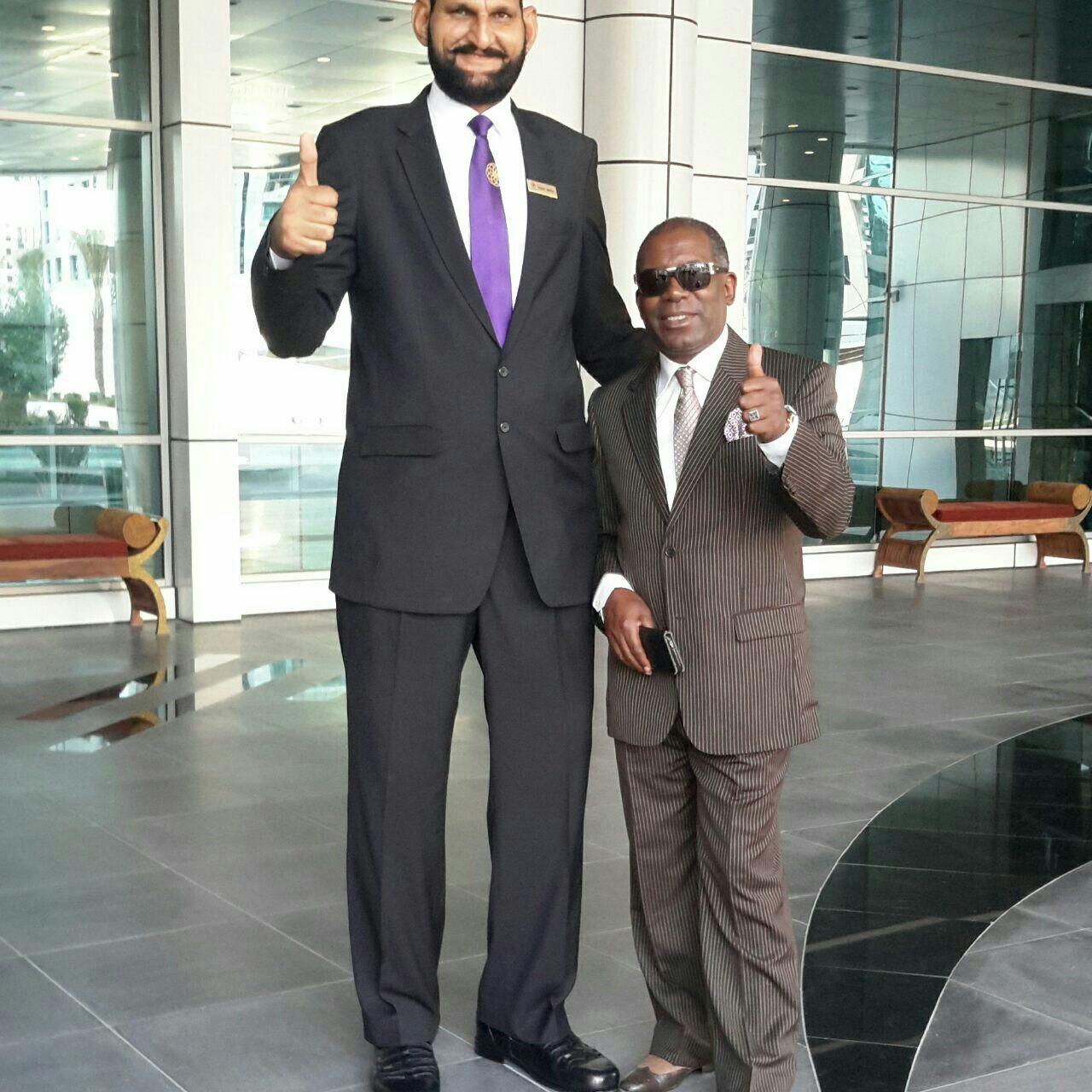 nfumu ii makossojouvan with mr abdul jamal the 3th