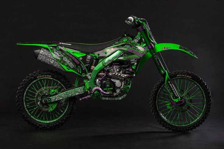 Kawasaki KX 450 F Party Fluo Edition | Bike Life | Pinterest | Dirt