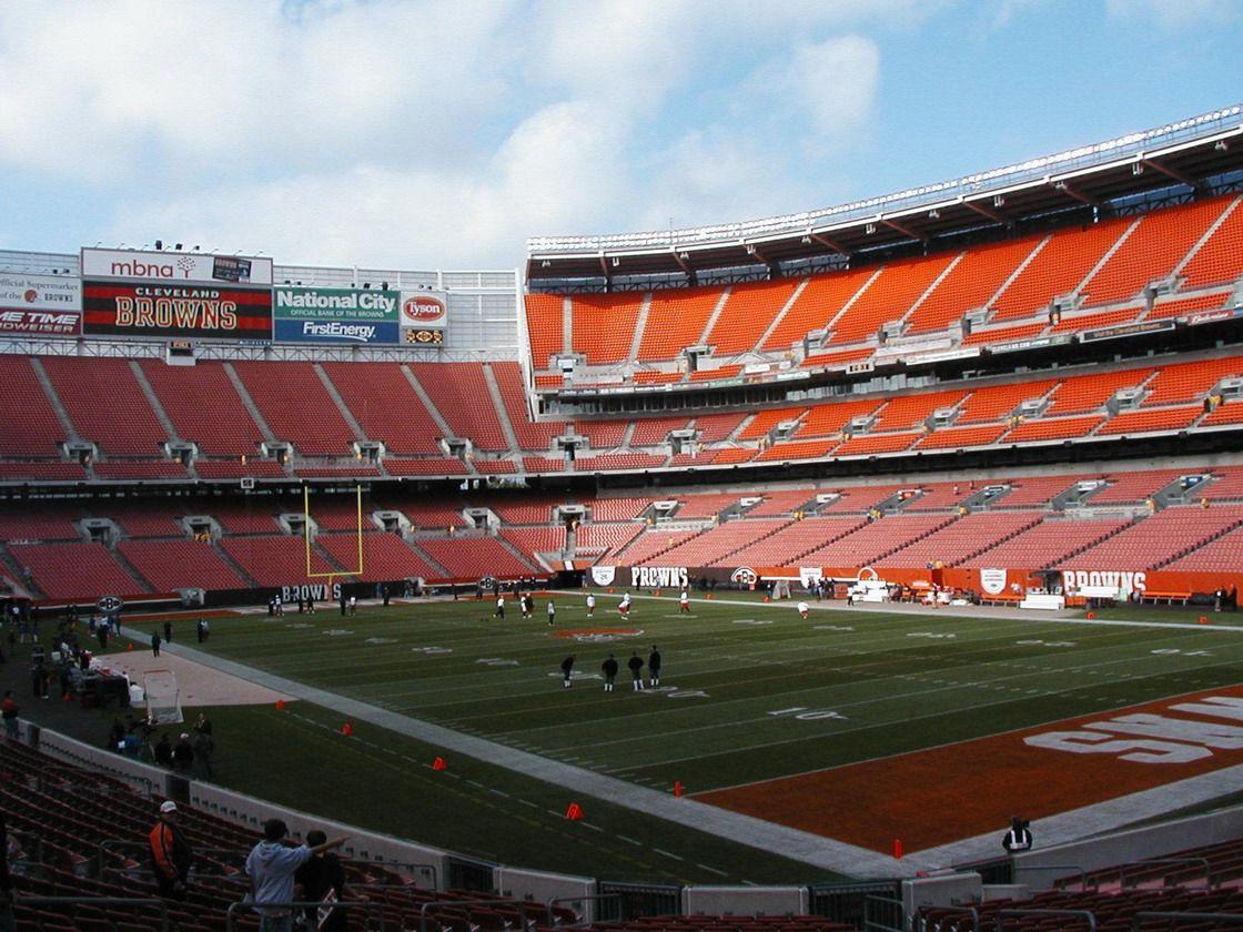 Cleveland browns stadium stadium nfl stadiums