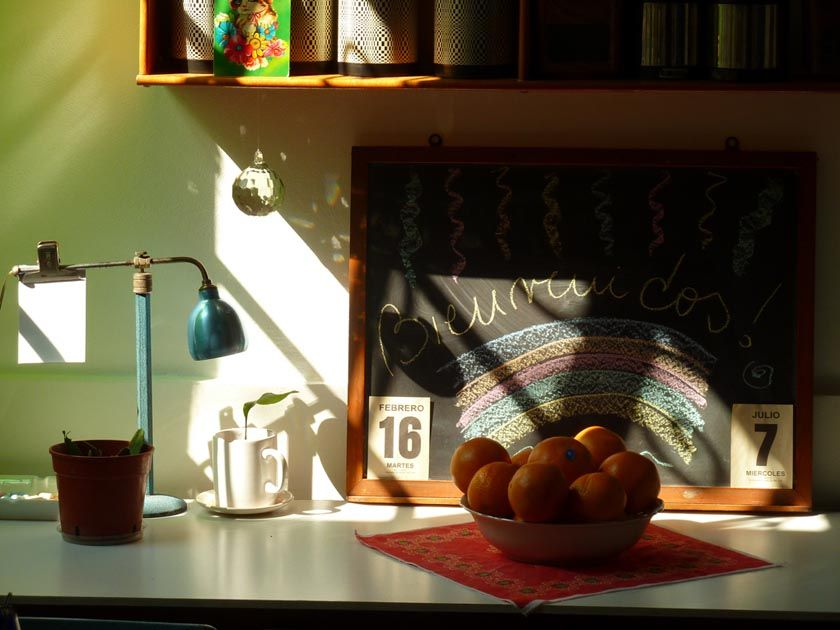 Hay, en la casa de Luciana, modos de luz doméstica. Por Luciana Quartaruolo. CompartiloComparte en Facebook (Se abre en una ventana nueva)Haz clic para compartir en Twitter (Se abre en una ventana …