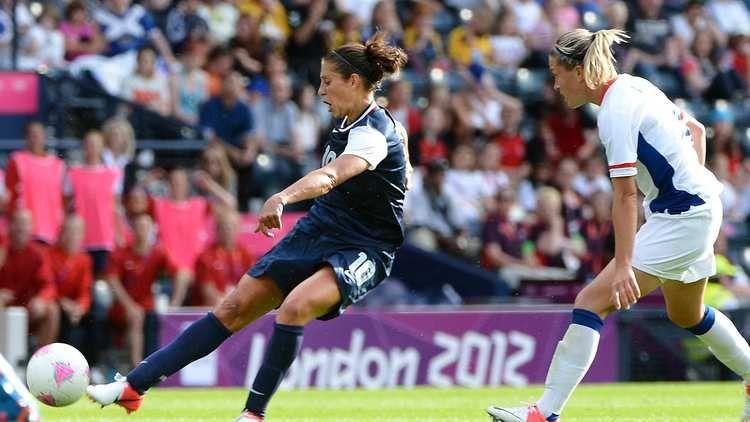 U S Soccer S Carli Lloyd Has High Hopes For Women S World Cup