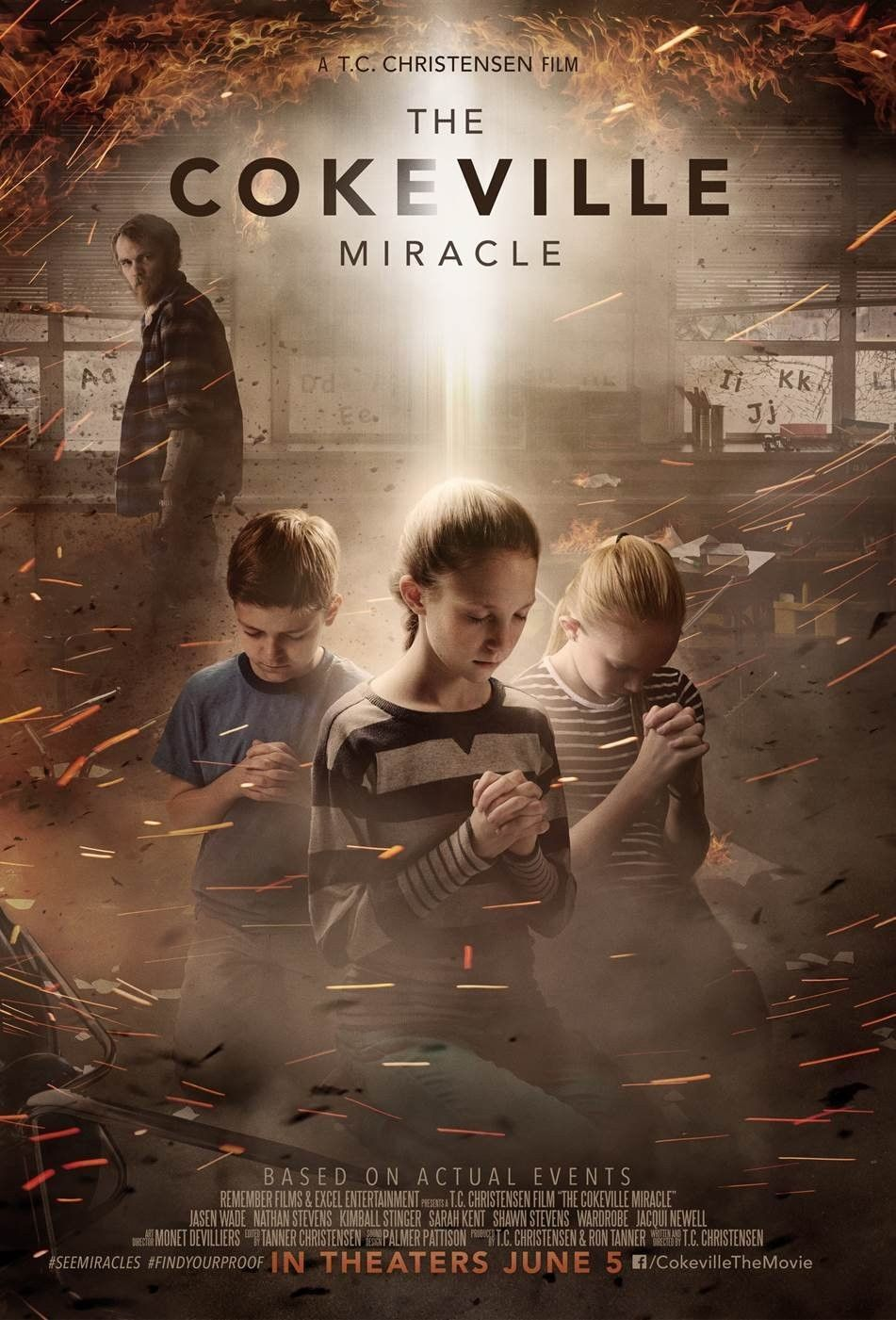 The Cokeville Miracle Dvd Dbd 5139140 From Deseret Book Available On Ldsbookstore Com Christian Movies Lds Movies Christian Films