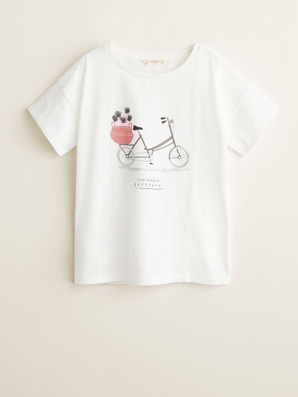 Funtasia Too Girls White Short Sleeve Back Button Blouse Infant /& Toddler