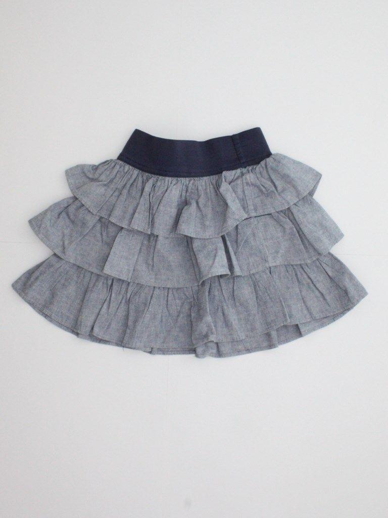 1c957e54fa Gonna bambina Benetton   gonne da bambina   Vestiti, Abbigliamento e ...