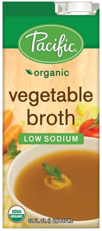Organic Low Sodium Vegetable Broth 32oz This Vegan Gal