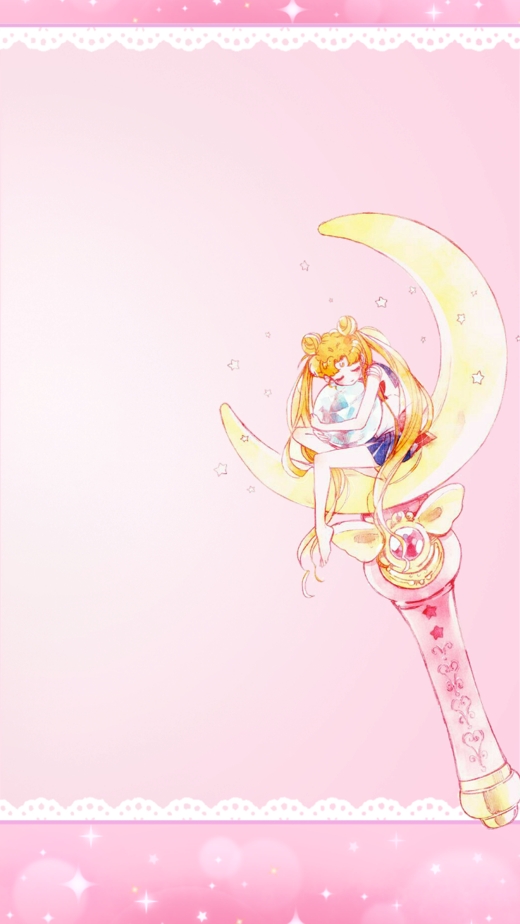 Here Many Sailormoon Phone Wallpapers Designed By Me The Sailormoon Cliparts Are By Mei First Sailor Moon Wallpaper Sailor Moon Usagi Sailor Moon Background