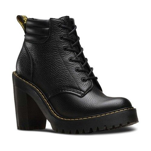 49623d3c9c0 Dr. Martens Women's Persephone 6 Eye Padded Collar Boot, Size: 8 M ...