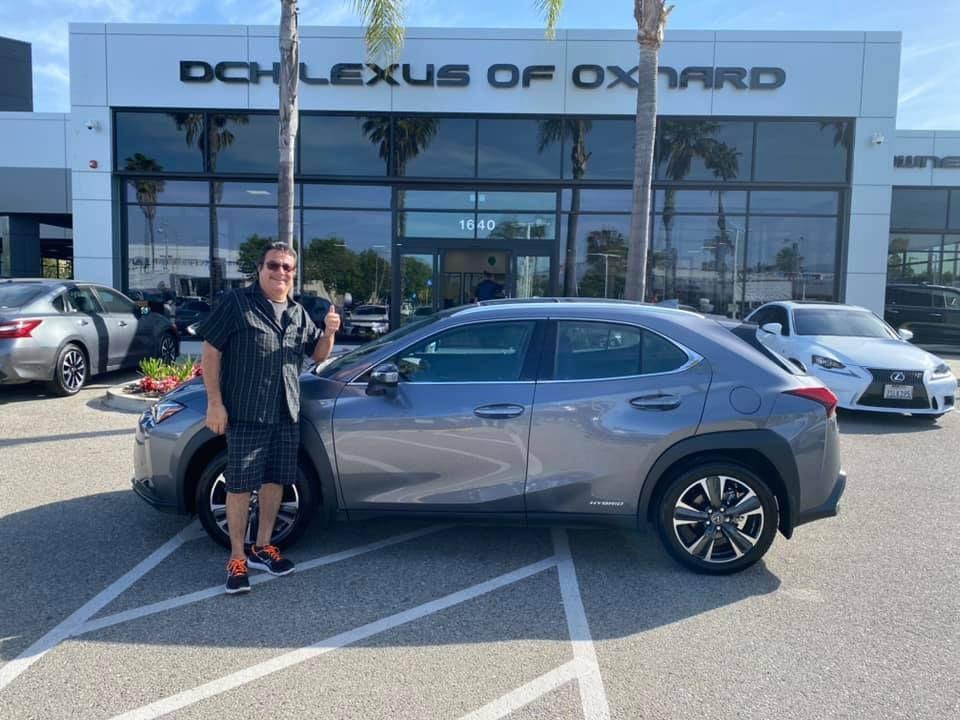 Another Happy Customer in 2020 Oxnard, Lexus, Happy