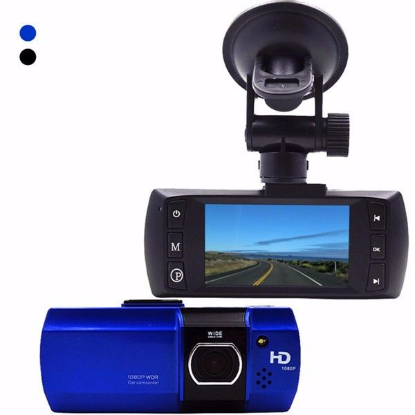 NT96650 2.7'' HD 1080P Car Dash DVR Camera Crash Video Recorder G-sensor Night Vision