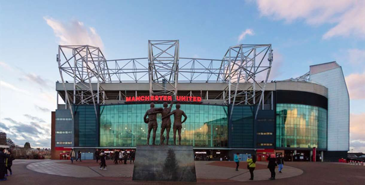Pin By David Taylor On Manchester My City My Home Manchester United Stadium Manchester Manchester United