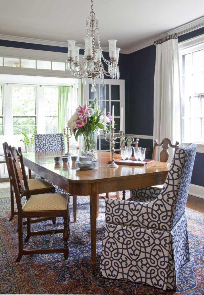 Update Persian Oriental Rug Dining Room Blue Oriental Rug Living Room Custom Dining Room #oriental #living #room #furniture