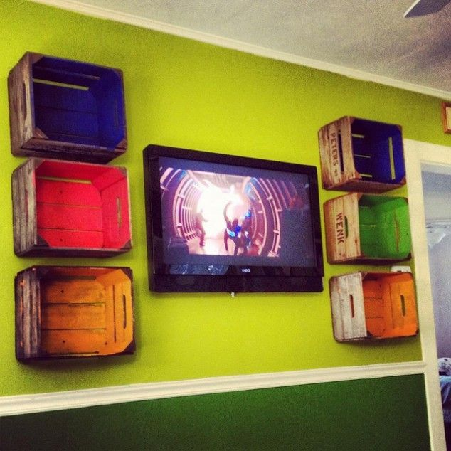 Creative Diy Storage   15 Inspirational And Practical DIY Home Ideas I Want  To Do This