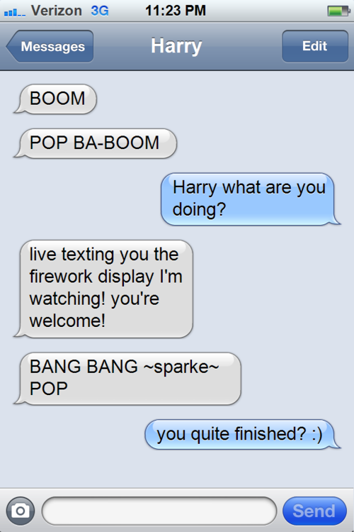 styles imagine texts Harry