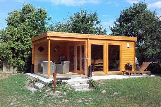Kundenbild Design Gartenhaus Avantgarde44 ISO