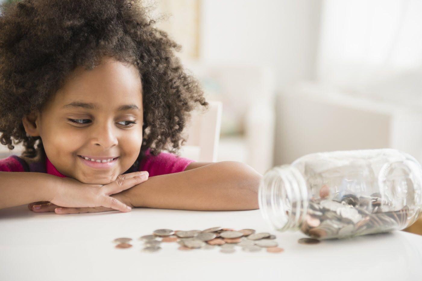 çocuk para