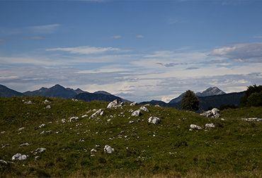 Meduno. Casera- Monte Valinis