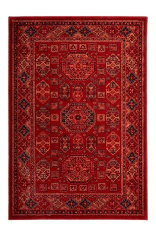 Wool Traditional Oriental Red Rug From The Next Uk Online