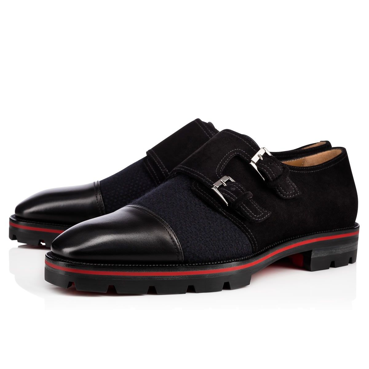 6d4a7b40441 CHRISTIAN LOUBOUTIN Mortimer X Sole Flat.  christianlouboutin  shoes ...