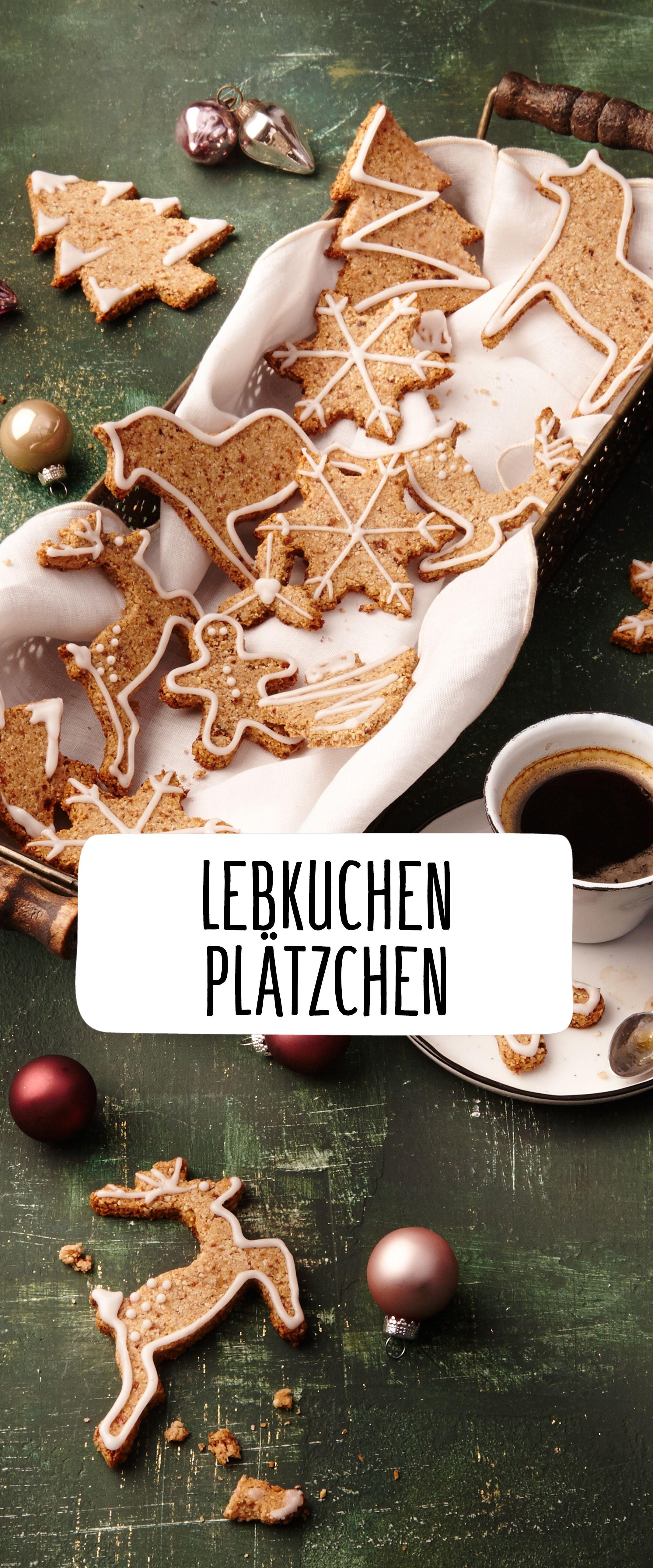 Lebkuchen Plätzchen #cinnamonsugarcookies