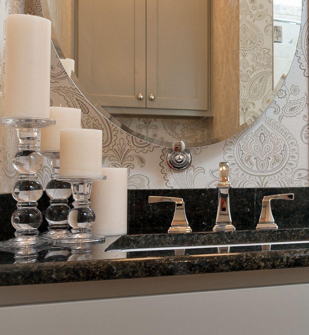 Bathroom By L. Antonetti Design, Cabinets In Sherwin