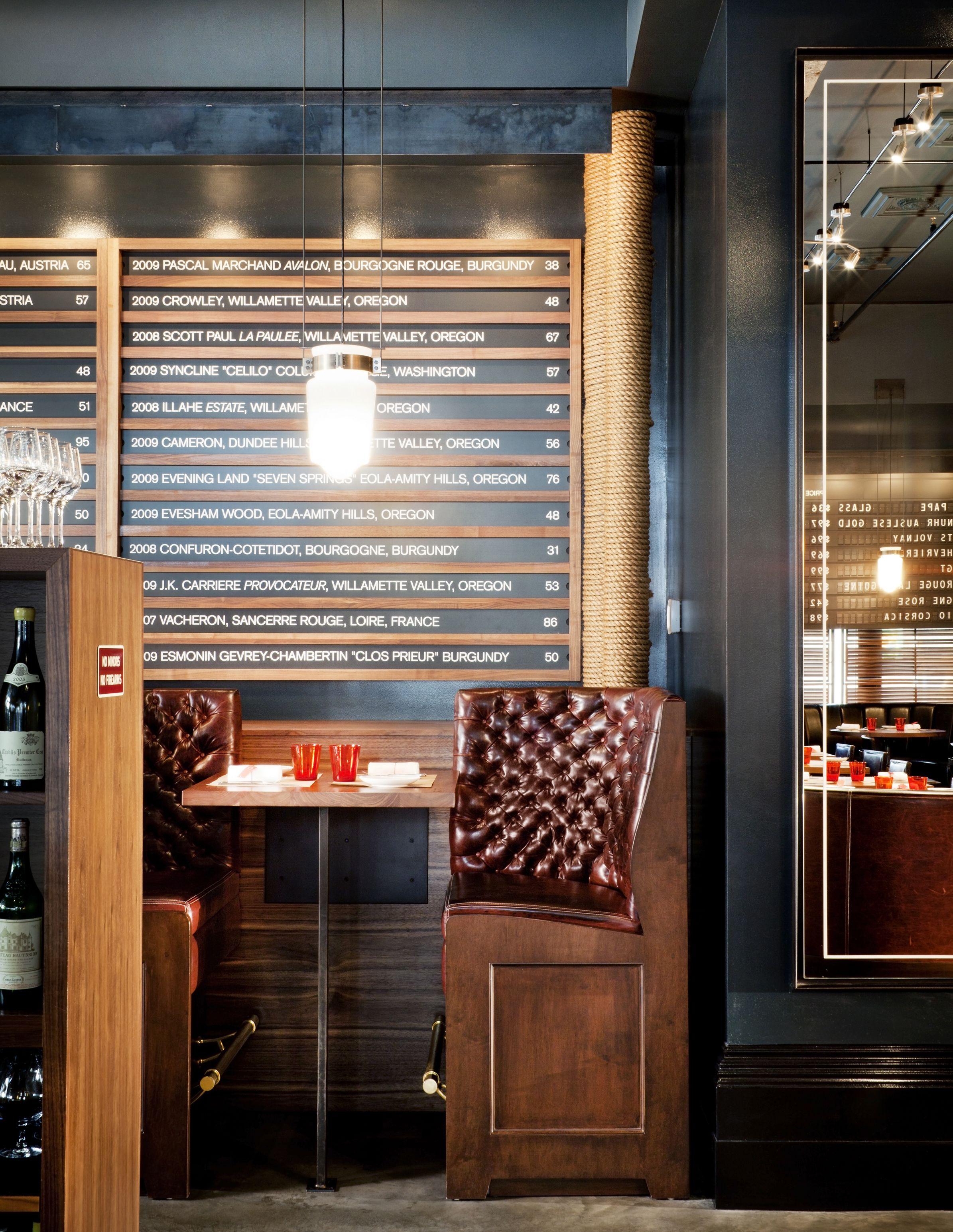 small tall booth seating lista precios   Cochera   Pinterest ...