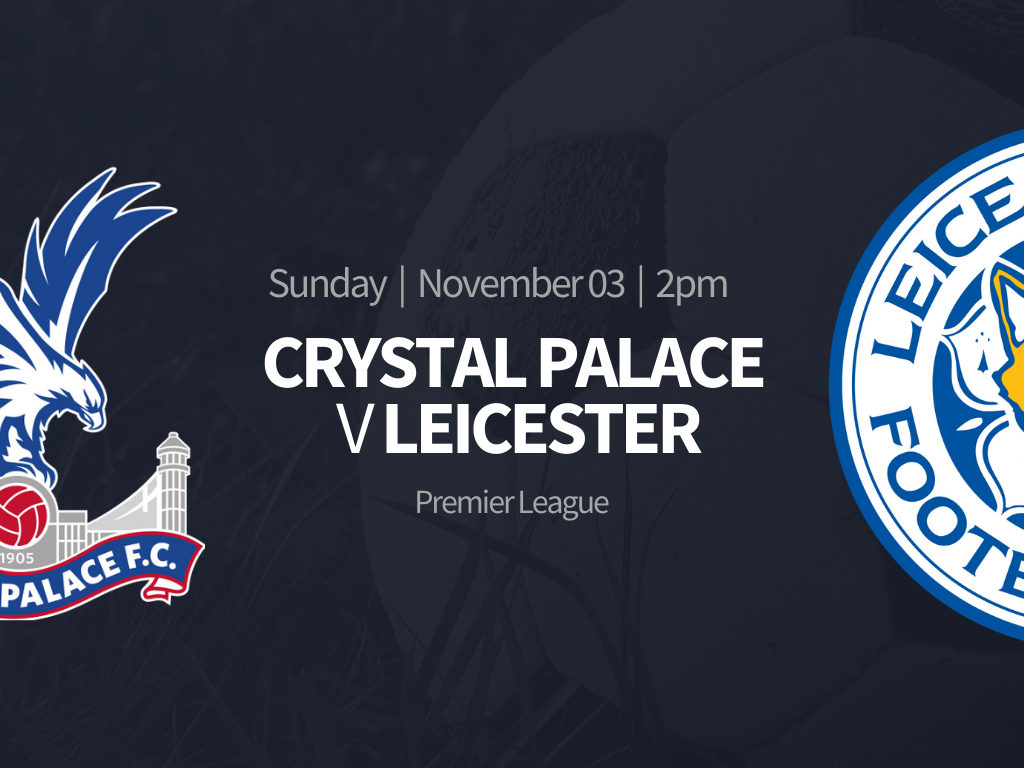 Crystal Palace Vs Leicester Free Tips 3rd Nov Crystalpalace Leicesterfc Bettinggods Premierleague Foot Crystal Palace Team Leicester Crystal Palace