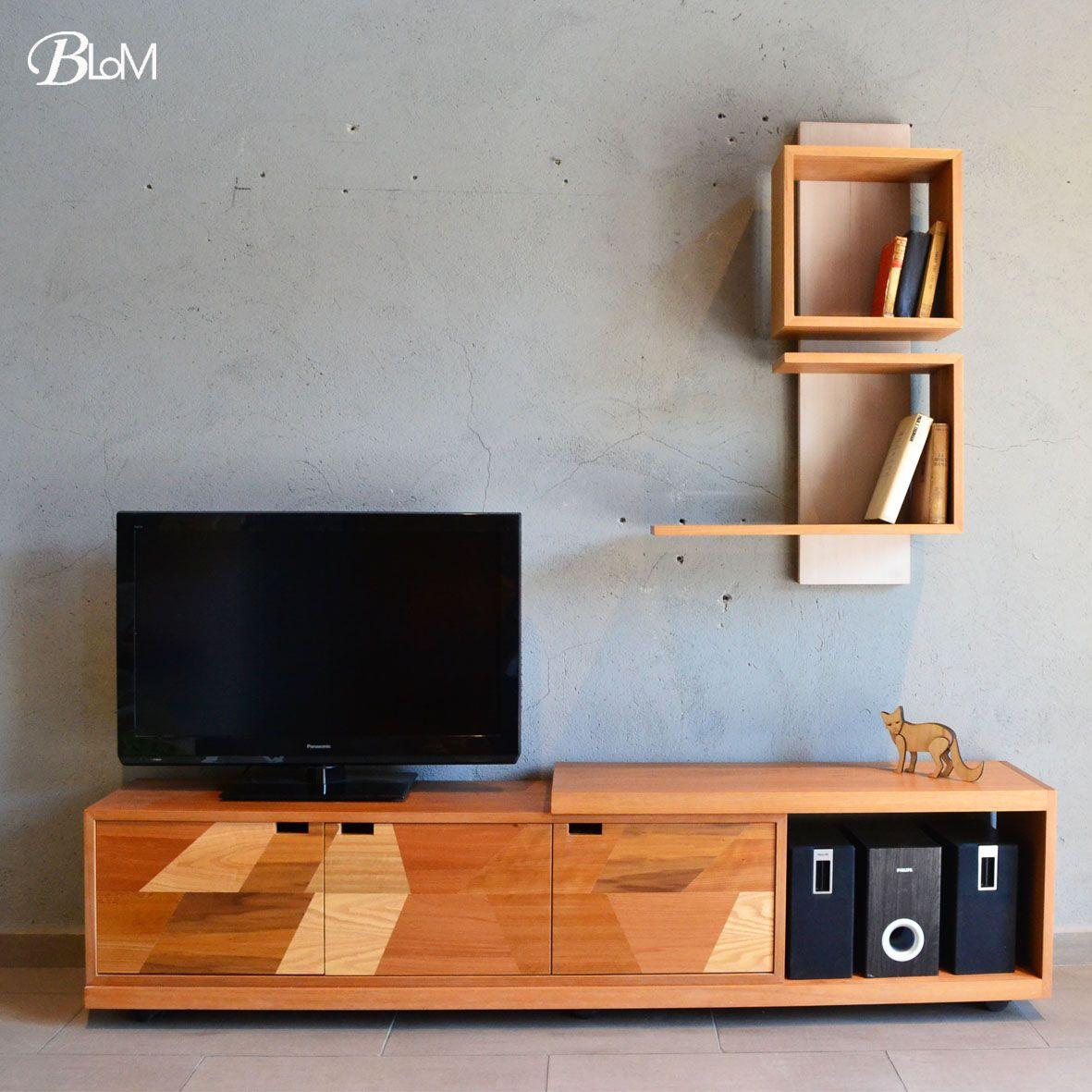 Rack Aconcagua Bajo Un Dise O C Lido Y Elegante Que Combina  # Muebles Diferentes