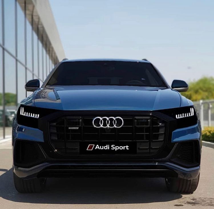 2020 Audi Q8 Luxury Suv Sports Cars Audi Cars Audi