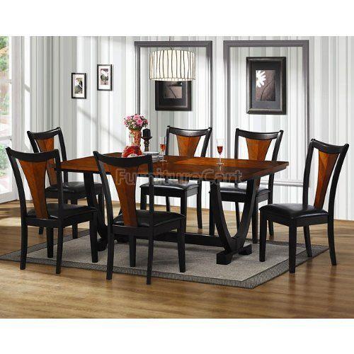 Room Store Dining Room Sets: Boyer Rectangular Dining Room Set 102090-dr-set By Coaster