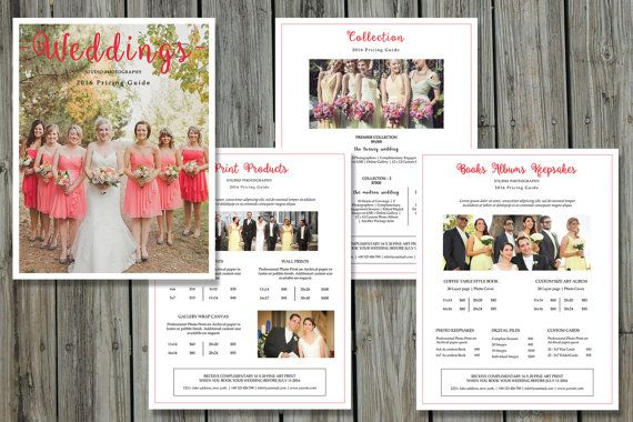 pages flyer templates