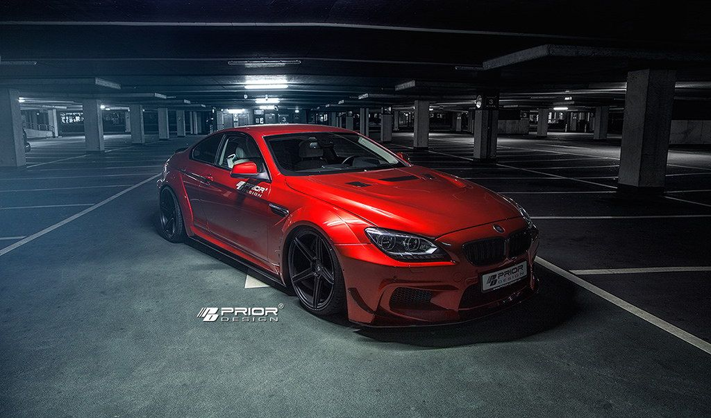 Official Widebody Bmw 6 Series By Prior Design Bmw Wallpapers