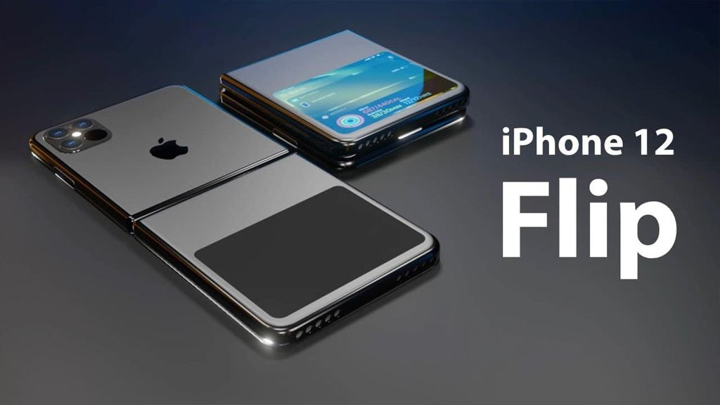 Could This Be The Folding Iphone 12 Flip Design Many Ifans Are Eagerly Looking Forward To See In 2020 Iphone New Iphone Apple