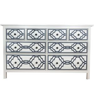Picture of Khloe O'verlays Kit for IKEA Hemnes (8 drawer)