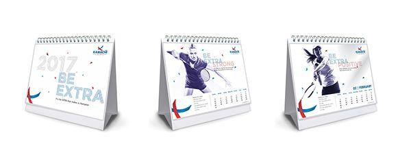 Calendar Concept Ideas : Kamatchi calendar concept design on pantone canvas
