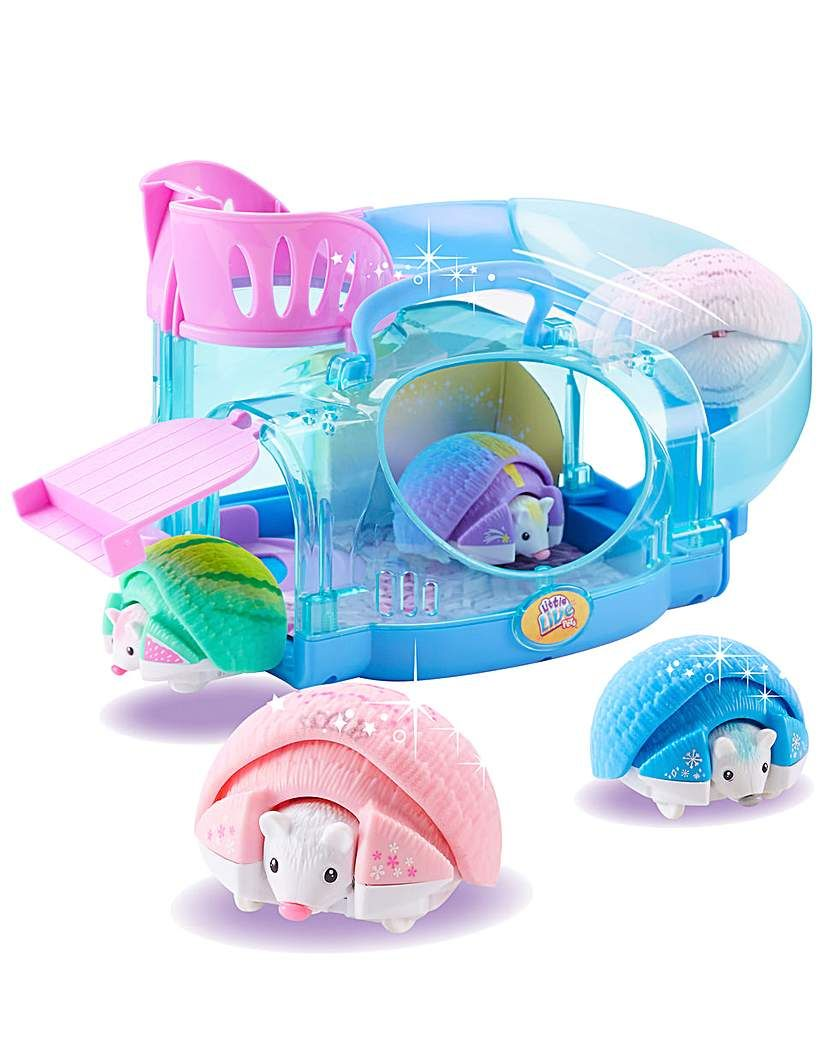 Little Live Pets Hedgehog And House Little Live Pets Hedgehog Pet 10 Year Old Christmas Gifts